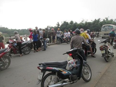 Quảng Nam: Liên tiếp xảy ra các vụ nạn nhân nhảy sông tự vẫn