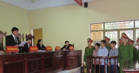 Xét xử đường dây ma túy đá lớn nhất miền Trung-Tây Nguyên
