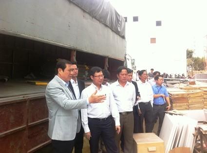 Điều tra vụ sập vận thăng ở Đà Nẵng khiến 5 người tử vong
