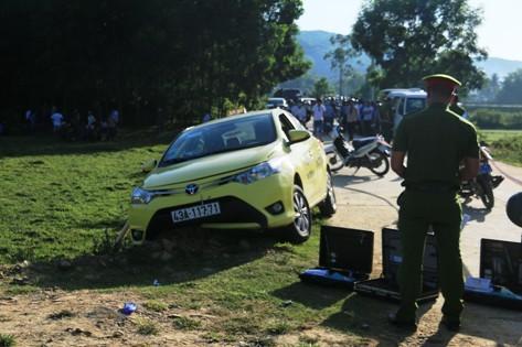 Đà Nẵng: Tài xế taxi bị đấm chết khi đi chở khách