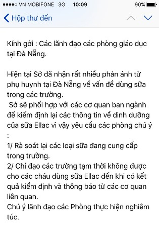 Email giả mạo Giám đốc Sở GD&ĐT TP. Đà Nẵng