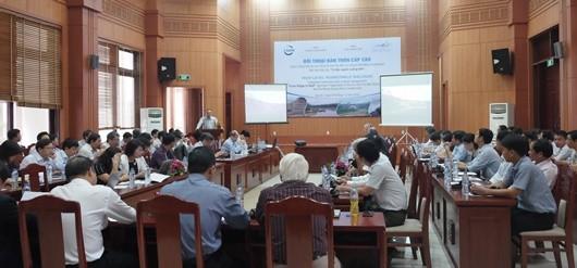 Đà Nẵng, Quảng Nam bàn giải pháp quản lý lưu vực sông Vu Gia-Thu Bồn