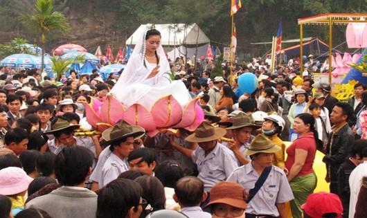Đà Nẵng: Nhiều hoạt động tại Lễ hội Quán Thế Âm- Ngũ Hành Sơn