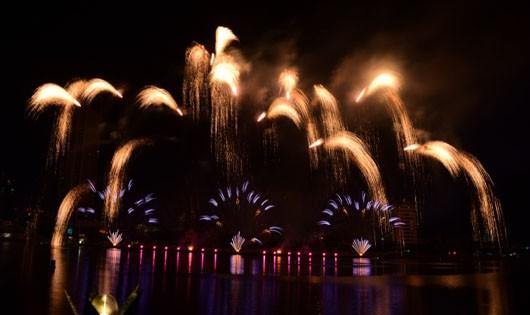 Chi phí đầu tư cho Lễ hội pháo hoa Đà Nẵng hơn 129 tỷ đồng