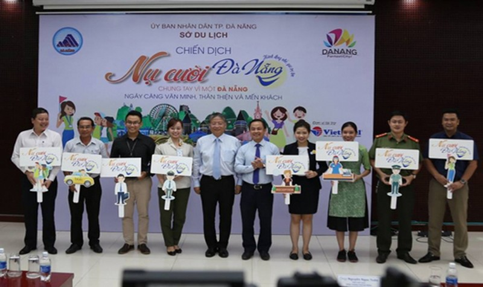 Phát động chiến dịch Nụ cười Đà Nẵng