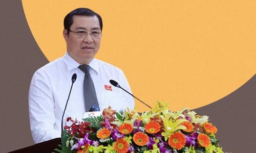 Chủ tịch TP Đà Nẵng Huỳnh Đức Thơ