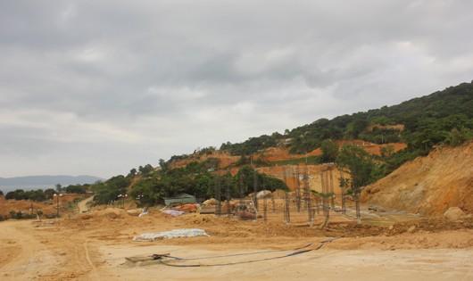 Dự án Tiên Sa trên núi Sơn Trà từng gây xôn xao dư luận
