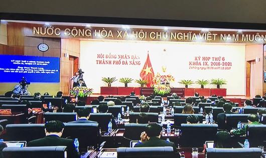 Bí thư thành ủy Đà Nẵng đề xuất 5 vấn đề tại Kỳ họp HĐND cuối năm