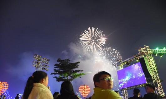 Đà Nẵng sôi động cùng nhiều chương trình chào đón năm 2018