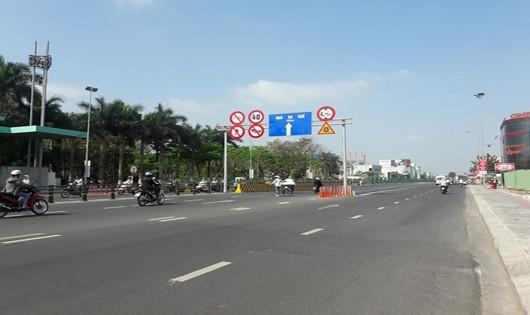 Công trình hầm chui Nút giao thông Điện Biên Phủ- Nguyễn Tri Phương