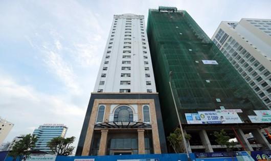 Công trình khách sạn EDEN