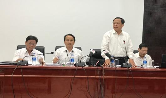 """Lãnh đạo Sở Nội vụ và Sở Ngoại vụ TP HCM thông tin về 2 vấn đề """"nóng"""" được dư luận quan tâm thời gian qua"""