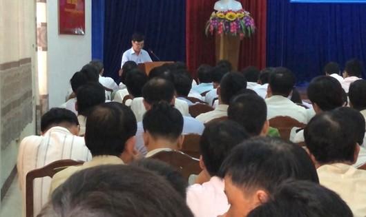 UBND quận Hải Châu họp lực lượng Đội kiểm tra quy tắc đô thị