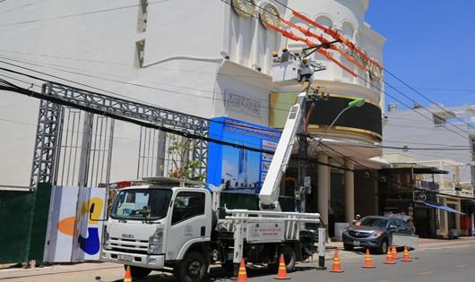 EVNCPC chủ động đảm bảo nguồn điện, lưới điện phục vụ nhu cầu sinh hoạt, sản xuất cho người dân khu vực miền Trung- Tây Nguyên