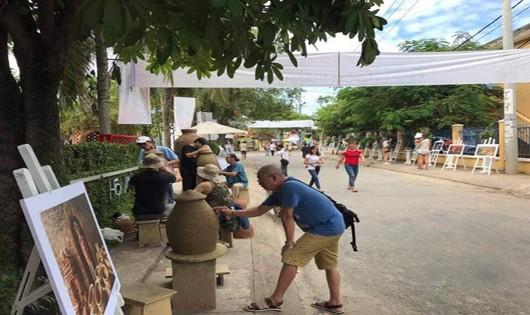 Những hoạt động tại sự kiện Những ngày văn hóa Nhật Bản tại Quảng Nam