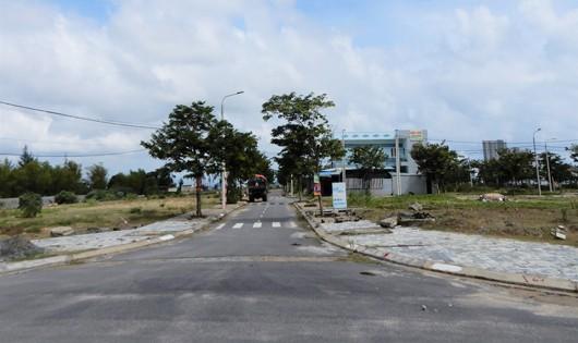 Khu đô thị mới Điện Nam Điện Ngọc được Công ty Bách Đạt đầu tư xây dựng kết cấu hạ tầng