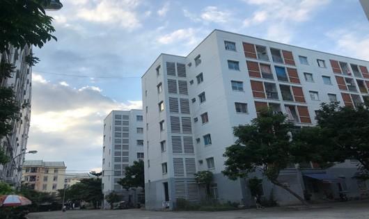Khu chung cư C2 Nại Hiên Đông