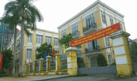 Trụ sở HĐND TP. Đà Nẵng tại số 42 Bạch Đằng