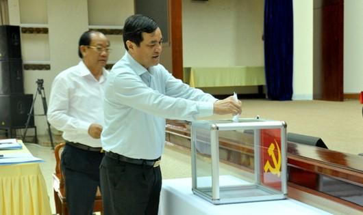 Trưởng ban Tổ chức Tỉnh ủy Quảng Nam được bầu làm Phó Bí thư Tỉnh ủy
