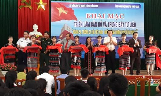 Triển lãm Hoàng Sa, Trường Sa của Việt Nam- Những bằng chứng lịch sử và pháp lý