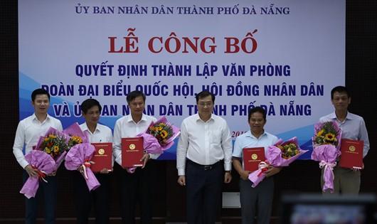 Hợp nhất 3 Văn phong và bổ nhiệm nhiều vị trí mới ở Đà Nẵng