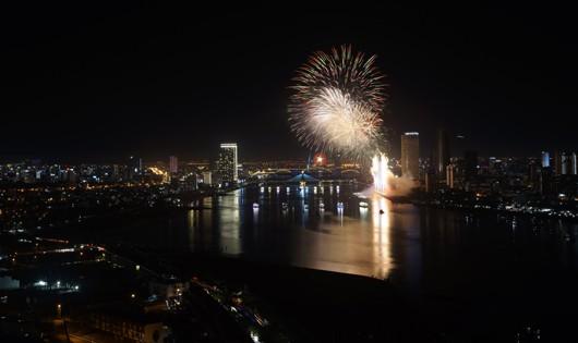 Đại tiệc âm thanh, ánh sáng, sắc màu lần thứ 10 trên sông Hàn