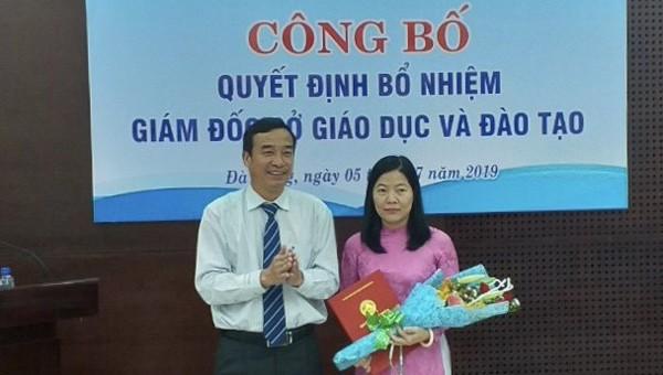 Bổ nhiệm tân Giám đốc Sở Giáo dục và Đào tạo Đà Nẵng