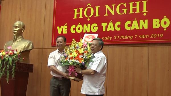 Ông Trần Ánh giữ chức Bí thư Thành ủy TP. Hội An