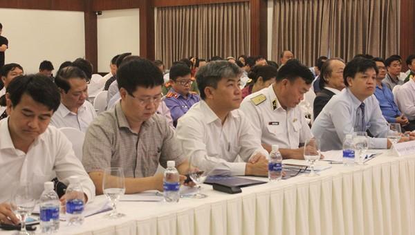Tập huấn, bồi dưỡng kiến thức biển đảo cho các Cơ quan Báo chí