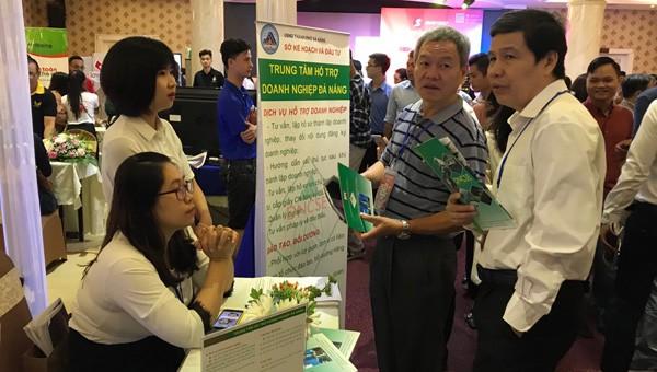 Ngày hội khởi nghiệp sáng tạo lần thứ 4 tại Đà Nẵng