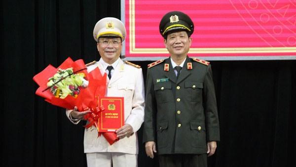 Đại tá Nguyễn Đức Dũng làm Giám đốc Công an Quảng Nam