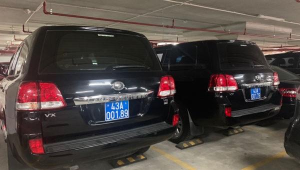 2 xe công do doanh nghiệp tặng được đấu giá thành công