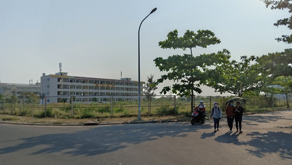 Dự án Khu đô thị Đại học Đà Nẵng