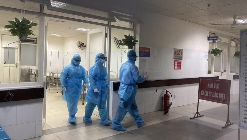 Tình hình kiểm soát bệnh vẫn đang được Đà Nẵng thực hiện tốt.