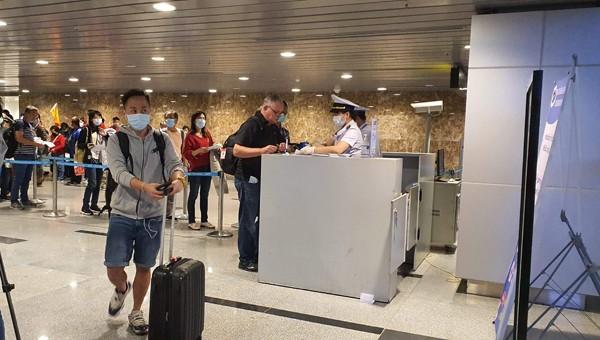 Tối nay, 47 khách Trung Quốc từ Đà Nẵng về nước