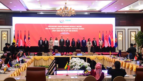 Phiên trù bị các Quan chức Kinh tế Cao cấp họp tại Đà Nẵng ngày 8/3
