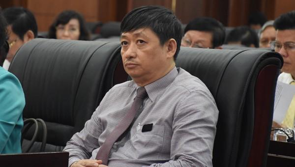Ông Đặng Việt Dũng, Phó Chủ tịch UBND TP. Đà Nẵng nghỉ hưu theo chế độ từ ngày 1/3.