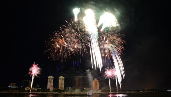 Không tổ chức hoạt động bắn pháo hoa nhân kỷ niệm các ngày lễ lớn, sự kiện chính trị tại Đà Nẵng để phòng chống dịch Covid-19