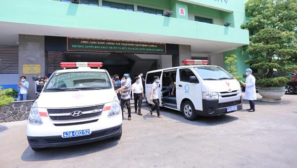 Đà Nẵng: Tạm dừng việc thăm bệnh nhân đang điều trị nội trú tại các Bệnh viện