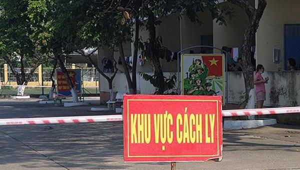Quảng Nam thu phí sinh hoạt khi cách ly tập trung người về từ TP HCM và Hà Nội