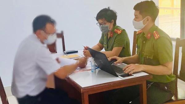 Xử phạt người đàn ông đăng tin xúc phạm hình ảnh lực lượng Công an nhân dân