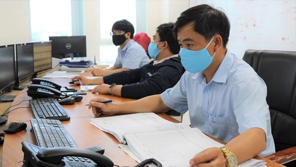 Điện lực Quảng Ngãi: Cách ly tập trung đảm bảo vận hành lưới điện