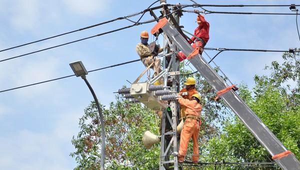 Quảng Ngãi: Đã sẵn sàng cấp điện cho mùa khô 2020