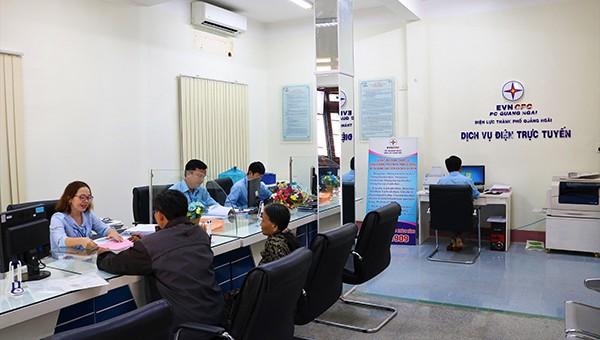 PC Quảng Ngãi: Cải cách để phục vụ khách hàng tốt hơn