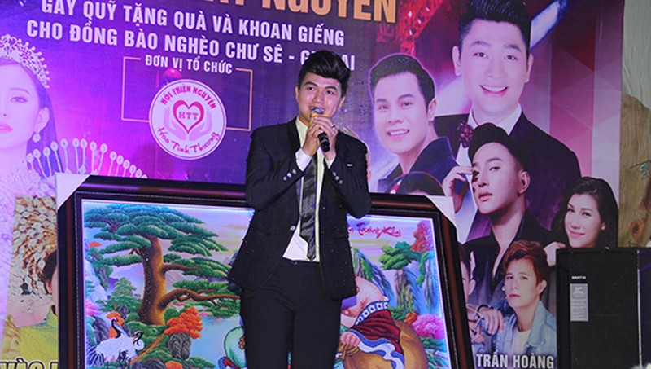 Vì sao ca sĩ Vũ Bảo quyết định về quê khi sự nghiệp đang ở đỉnh cao?