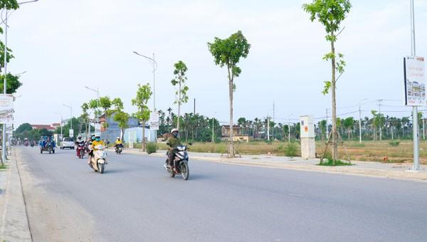 Bố trì tái định cư mới, giá đất đường Nguyễn Công Phương có gia tăng?