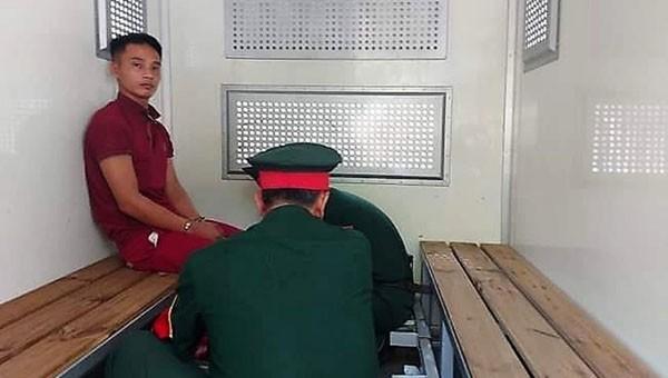 Phạm nhân trốn trại Triệu Quân Sự đã được bàn giao cho Quân Khu V