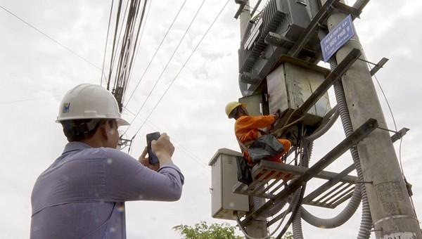 Công tác an toàn trên lưới điện luôn được tạo lập như 1 thói quen