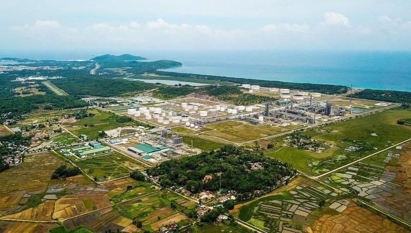 Quảng Ngãi: Xuất hiện dự án khu dân cư mới đã có sổ thuộc KKT Dung Quất