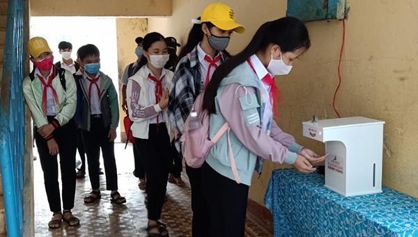 Đà Nẵng ra phương án thi tốt nghiệp THPT tại Đà Nẵng đảm bảo yêu cầu chống dịch